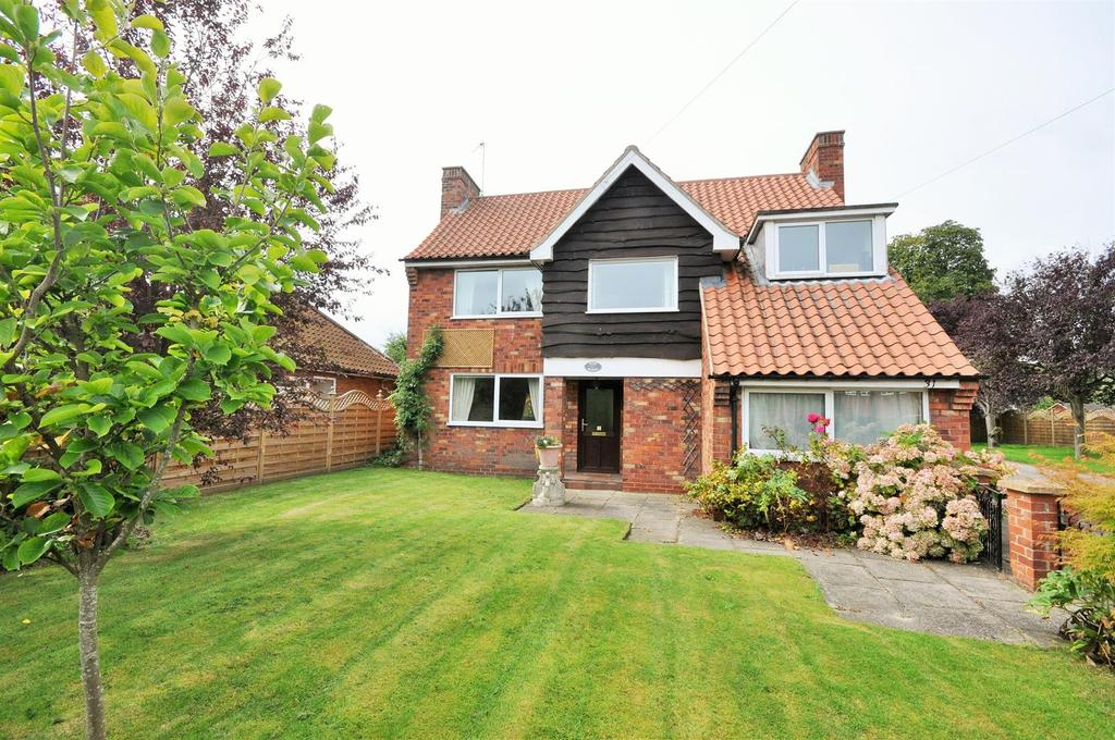 4 Bedrooms Detached House for sale in The Old Village, Huntington, York