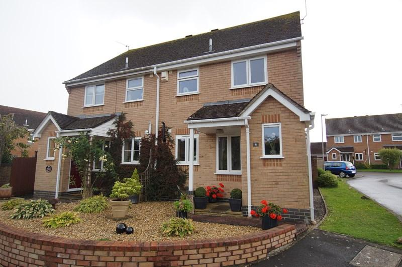 3 Bedrooms Semi Detached House for sale in Nether Mead, Okeford Fitzpaine, Blandford Forum