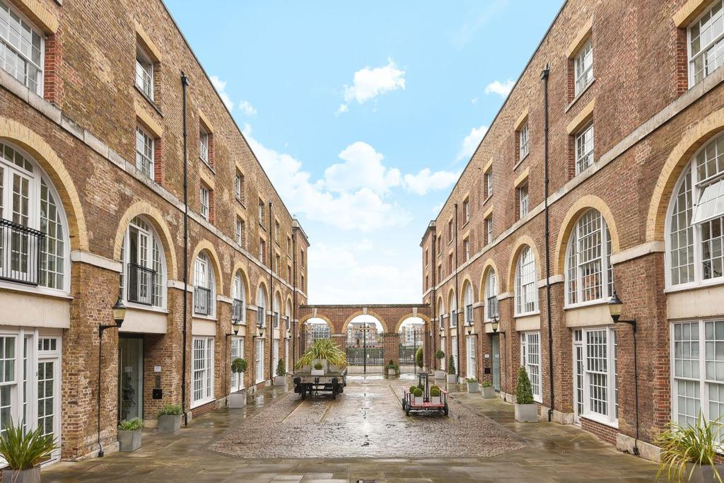 2 Bedrooms Flat for sale in The Highway, Limehouse