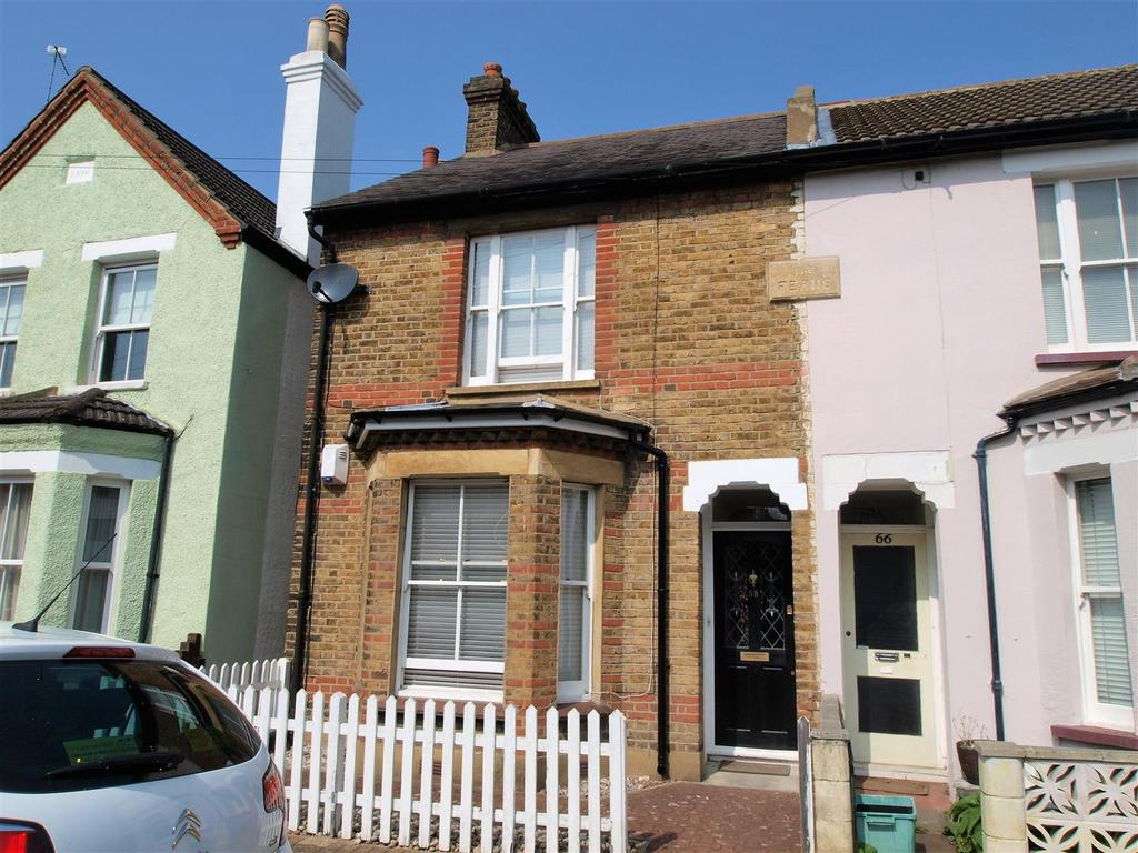 2 Bedrooms Semi Detached House for sale in Park End, Bromley