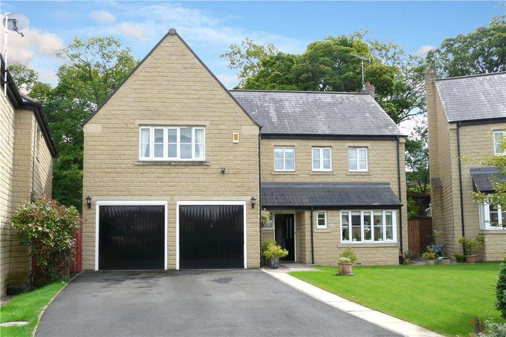 5 Bedrooms Detached House for sale in Glenholme Park, Clayton, Bradford, West Yorkshire