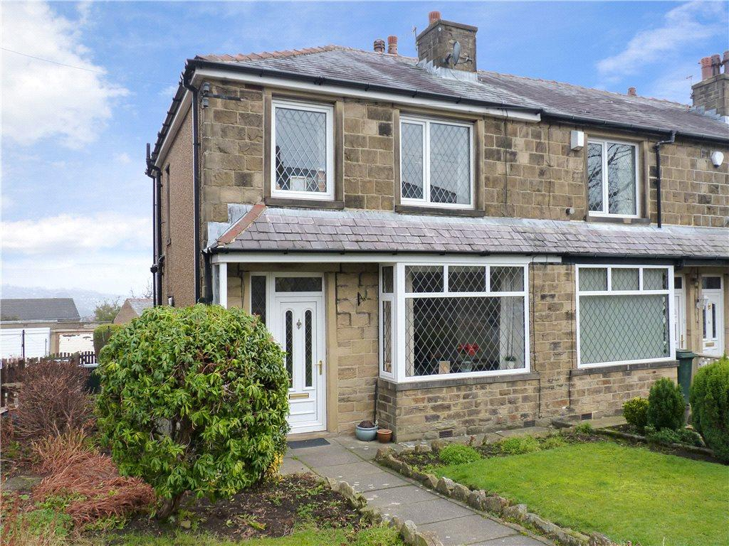 3 Bedrooms End Of Terrace House for sale in Westburn Avenue, Keighley, West Yorkshire