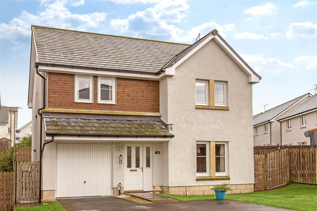 4 Bedrooms Detached House for sale in 54 Wordie Road, Stirling, FK7