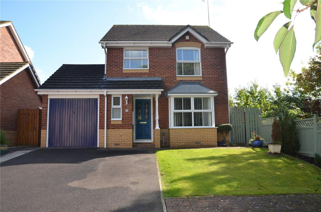 3 Bedrooms Detached House for sale in Withy Close, Tilehurst, Reading, Berkshire, RG31