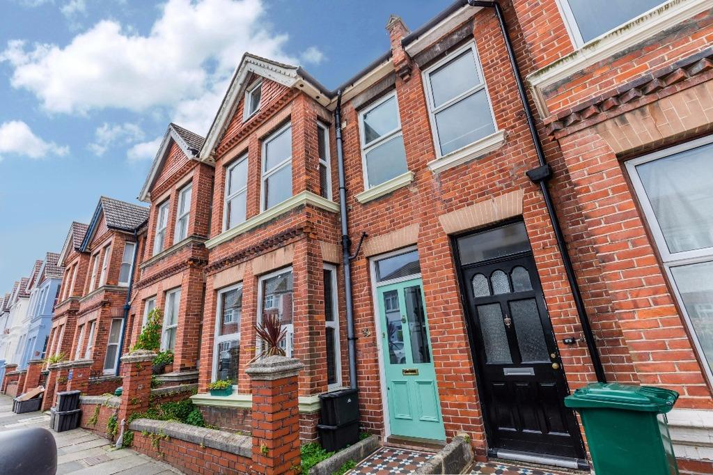 4 Bedrooms Terraced House for sale in Colbourne Road Hove East Sussex BN3