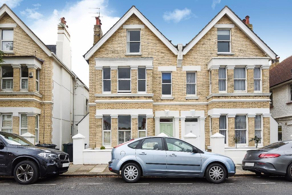 5 Bedrooms Semi Detached House for sale in Lawrence Road Hove BN3