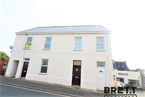 1 bedroom ground floor flat to rent - 52a Robert Street, Milford Haven SA73 2DJ