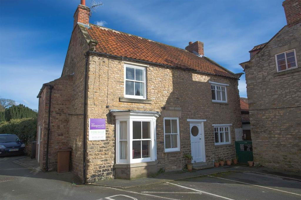 3 Bedrooms Cottage House for sale in Crown Square, Kirkbymoorside