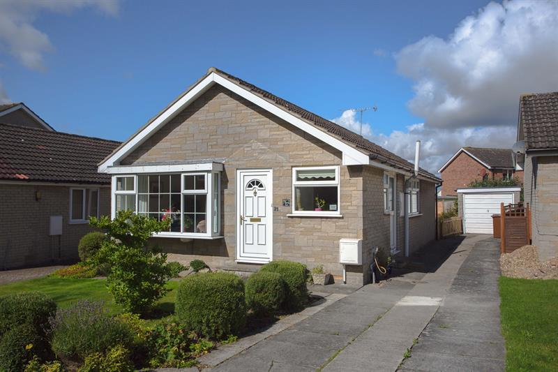 2 Bedrooms Detached Bungalow for sale in Littledale, Pickering, North Yorkshire