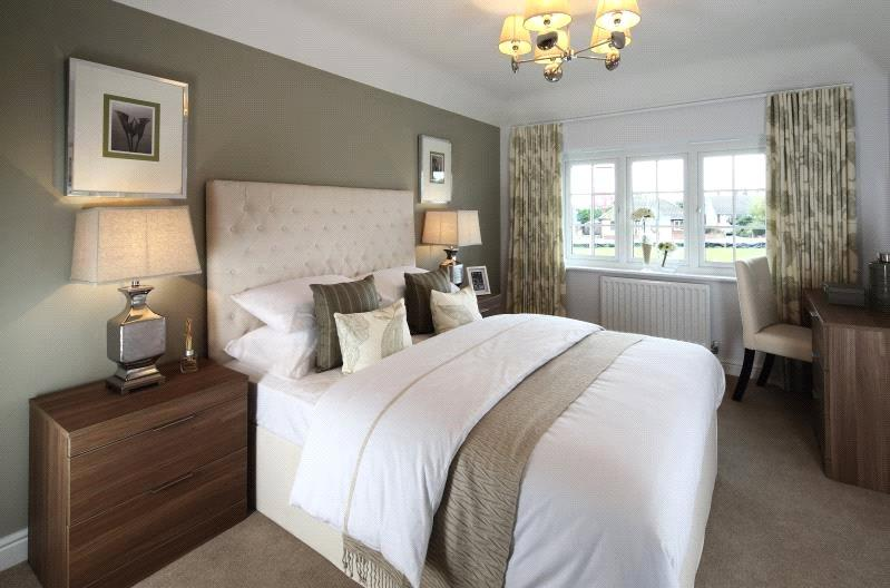 3 Bedrooms Detached House for sale in Beatty Gardens, Waterlooville, Hampshire, PO7
