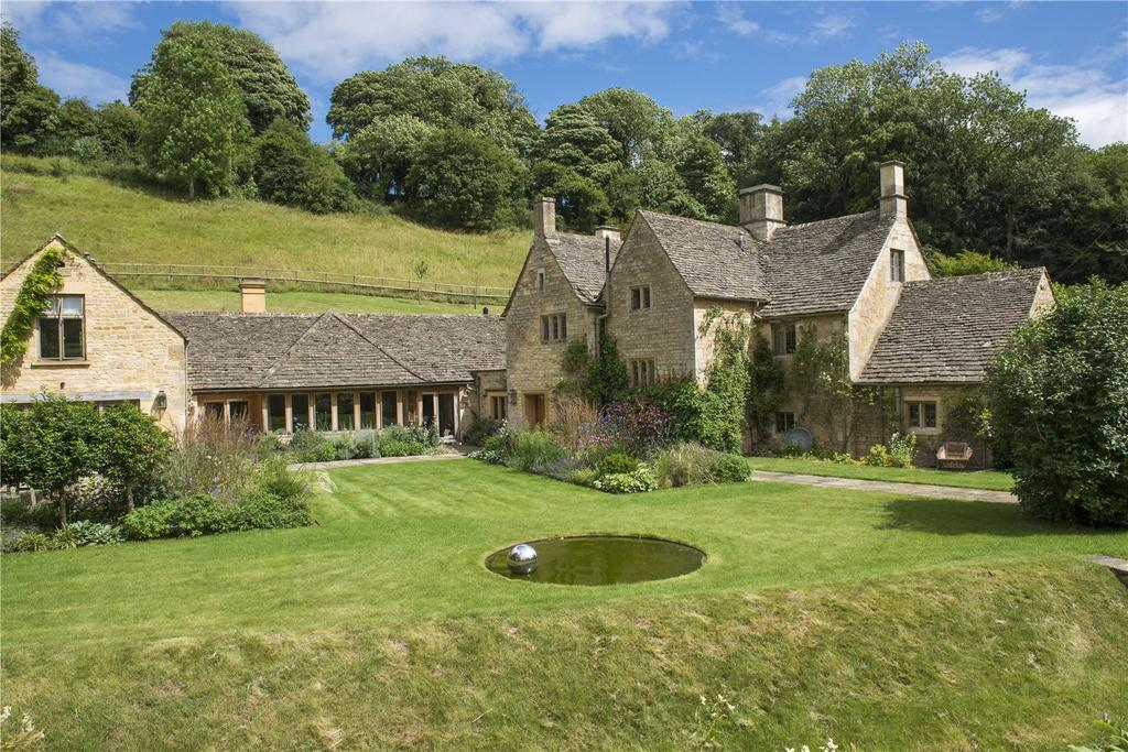 7 Bedrooms Detached House for sale in Turkdean, Cheltenham, Gloucestershire
