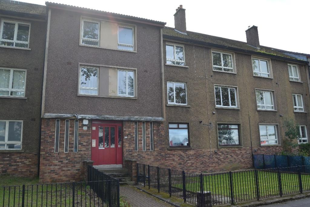 3 Bedrooms Flat for sale in Glasgow Road, Camelon, Falkirk, Falkirk, FK1 4JA