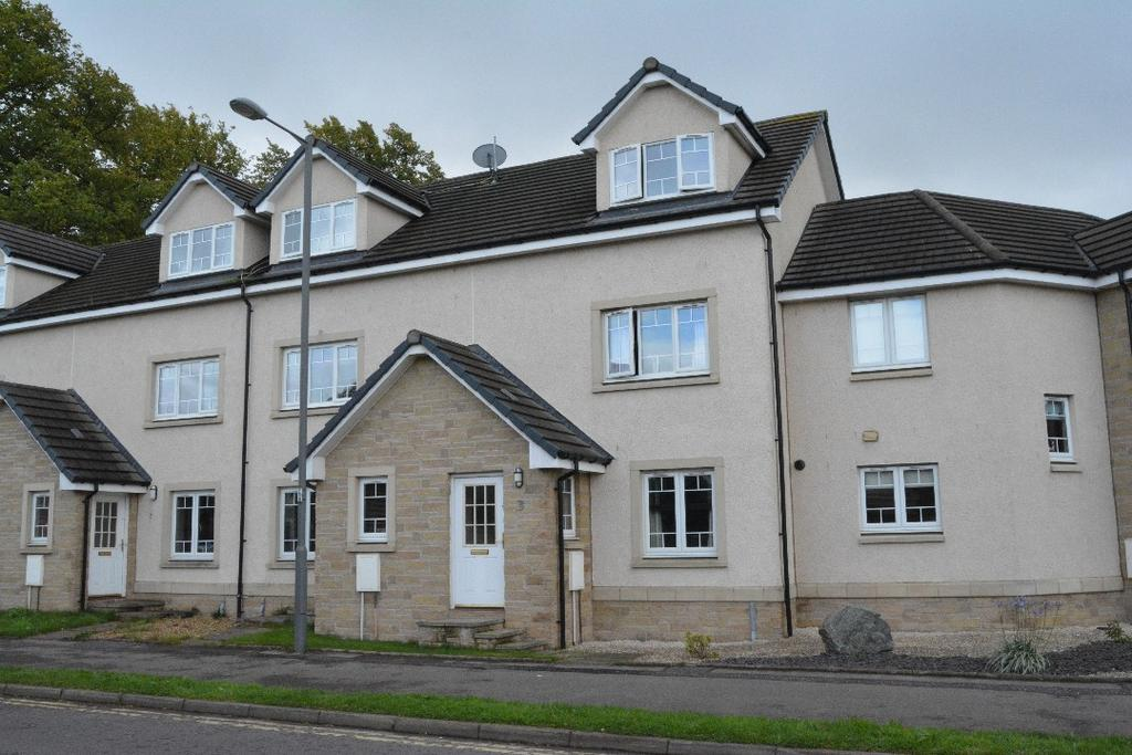 3 Bedrooms Terraced House for sale in Gowkhill Place, Larbert, Falkrik, FK5 4US