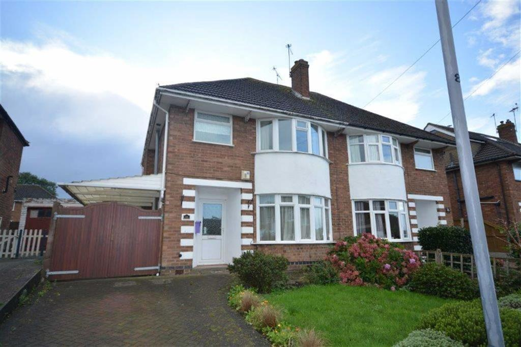 3 Bedrooms Semi Detached House for sale in Amberley Avenue, Bulkington