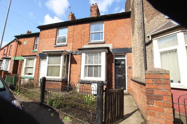 2 Bedrooms Terraced House for sale in Thorpe Road, Melton Mowbray, LE13