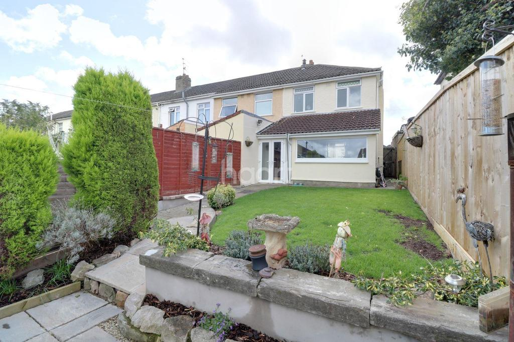 2 Bedrooms End Of Terrace House for sale in Jersey Avenue, Brislington, Bristol