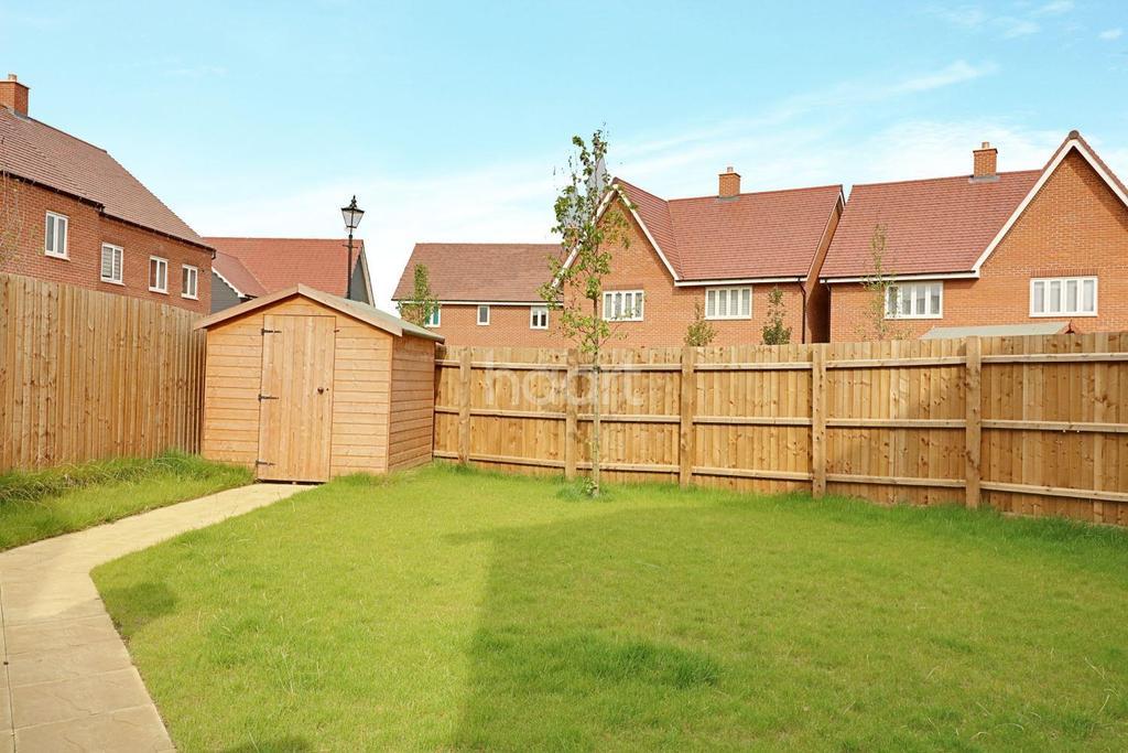 3 Bedrooms Detached House for sale in Great Denham Village