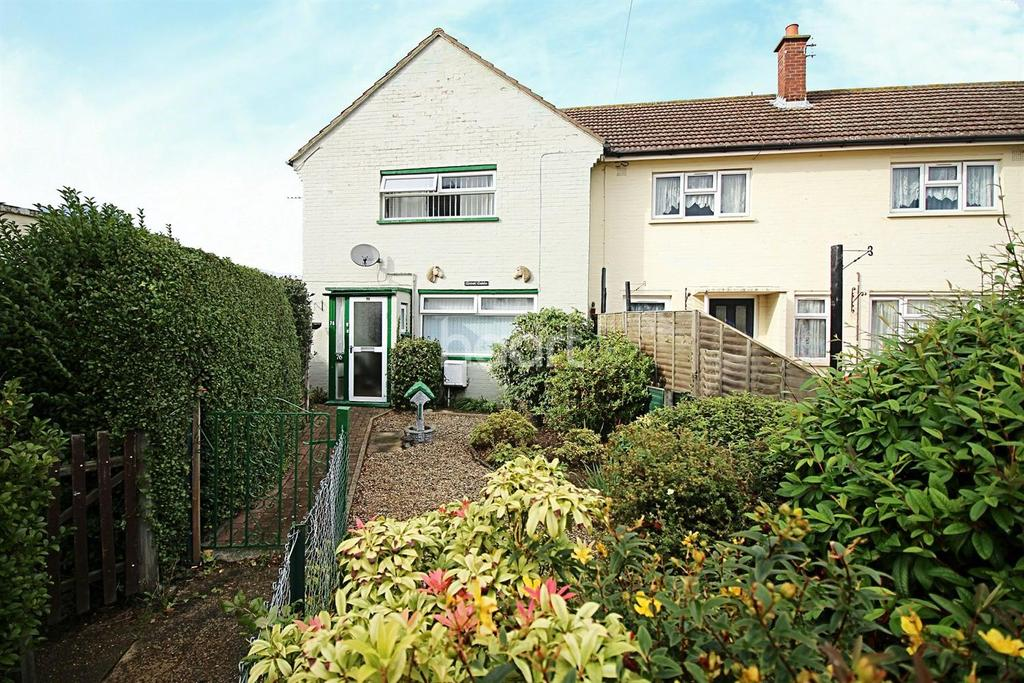 2 Bedrooms End Of Terrace House for sale in Glanville Place