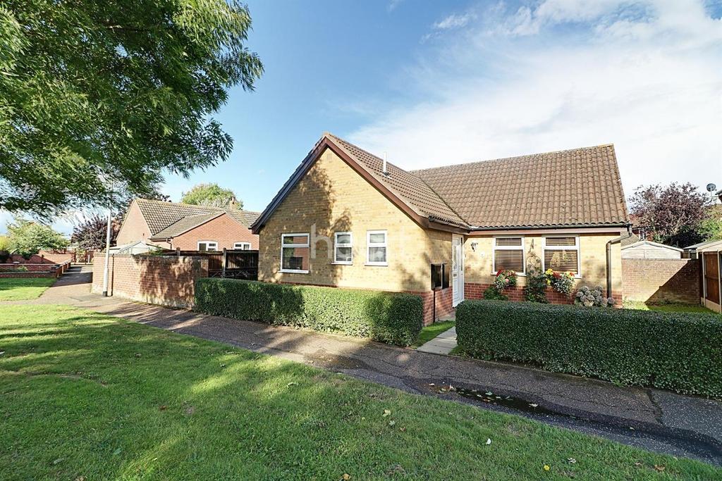 3 Bedrooms Bungalow for sale in William Close