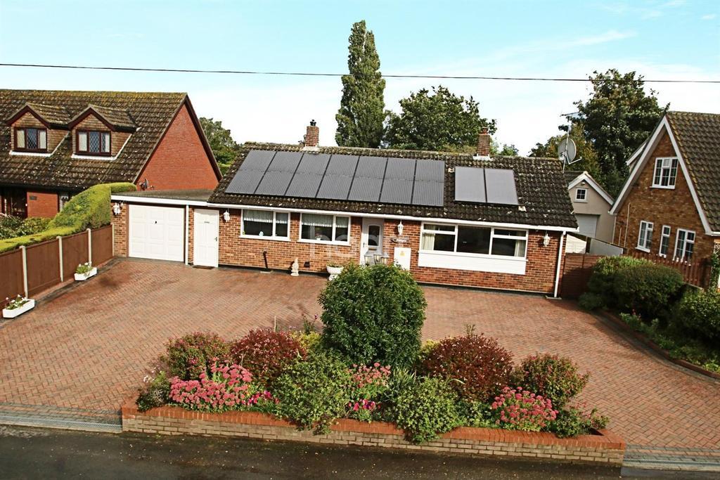 3 Bedrooms Bungalow for sale in Chapel Lane, Ipswich