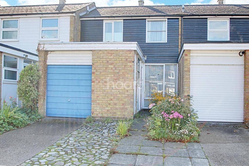 3 Bedrooms Terraced House for sale in Old Harlow