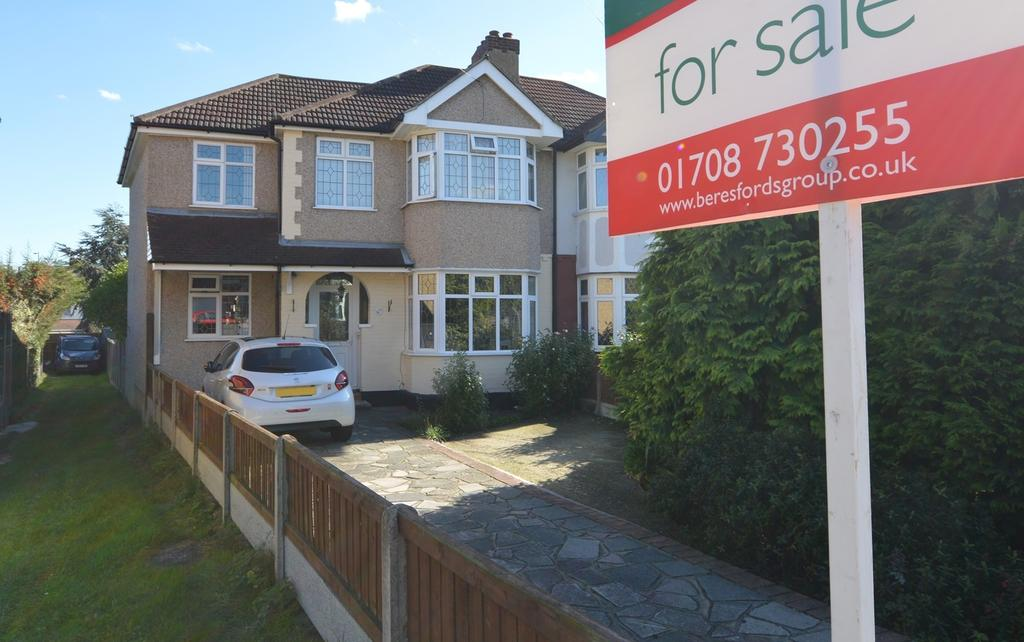 5 Bedrooms Semi Detached House for sale in Heather Glen, Rise Park, Romford, Essex, RM1