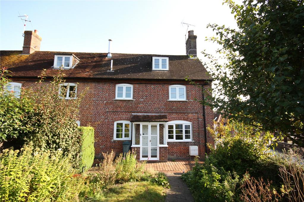 2 Bedrooms End Of Terrace House for sale in Barrack Row, Durweston, Blandford Forum, Dorset