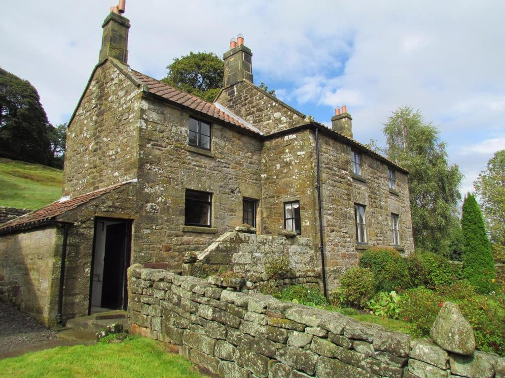 3 Bedrooms Country House Character Property for sale in Glaisdale, Whitby