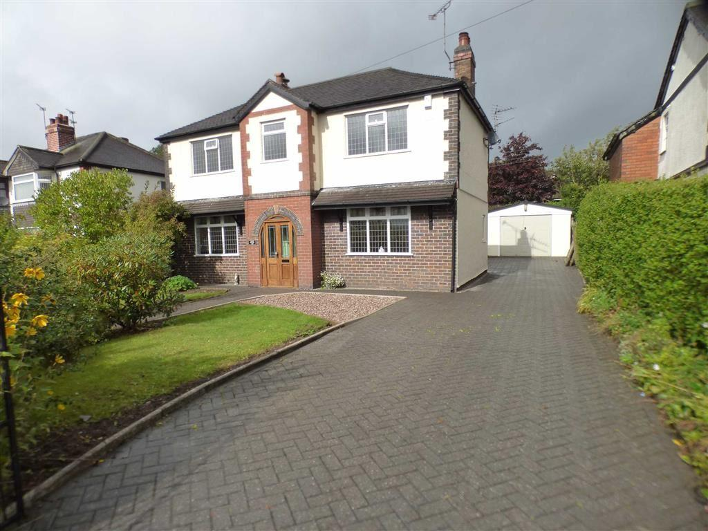3 Bedrooms Detached House for sale in 175, Uttoxeter Road, Draycott