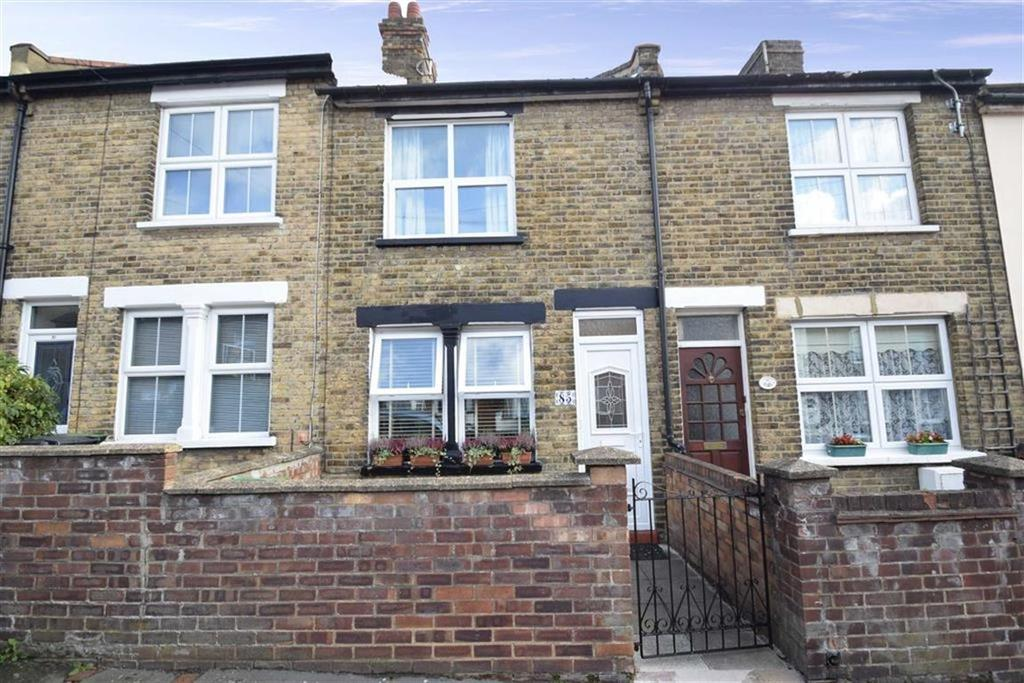 2 Bedrooms Terraced House for sale in Liverpool Road, Watford, Herts