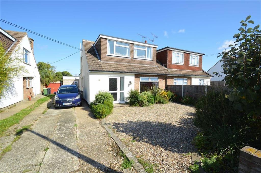 4 Bedrooms Semi Detached House for sale in Lascelles Gardens, Ashingdon, Essex