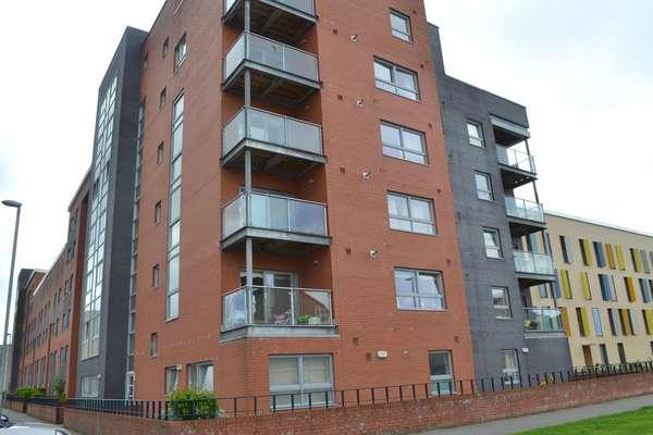 2 Bedrooms Flat for sale in 0/3, 2 Mathieson Terrace, New Gorbals, Glasgow, G5 0UT