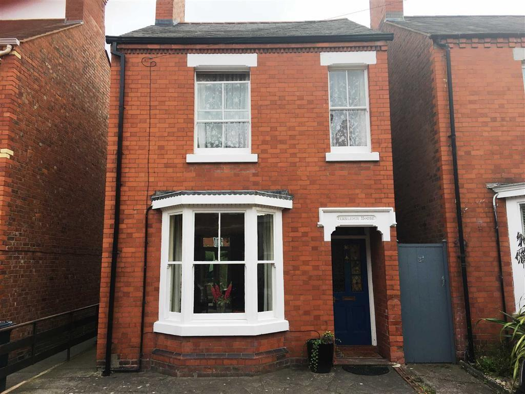 2 Bedrooms Detached House for sale in Montague Place, Belle Vue, Shrewsbury