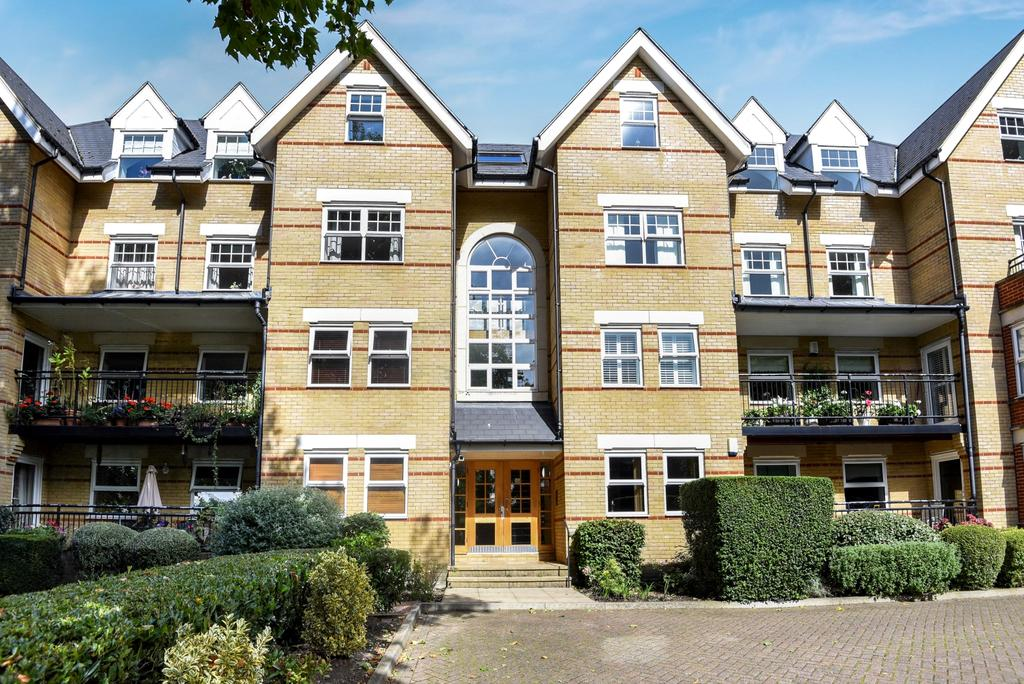 2 Bedrooms Flat for sale in The Avenue Beckenham BR3