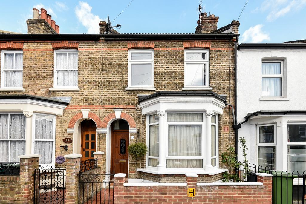3 Bedrooms Terraced House for sale in Larkbere Road London SE26