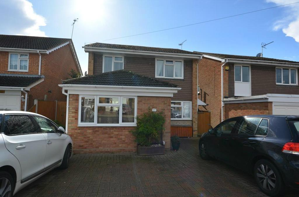 3 Bedrooms Detached House for sale in Marlborough Road, Braintree, Essex, CM7