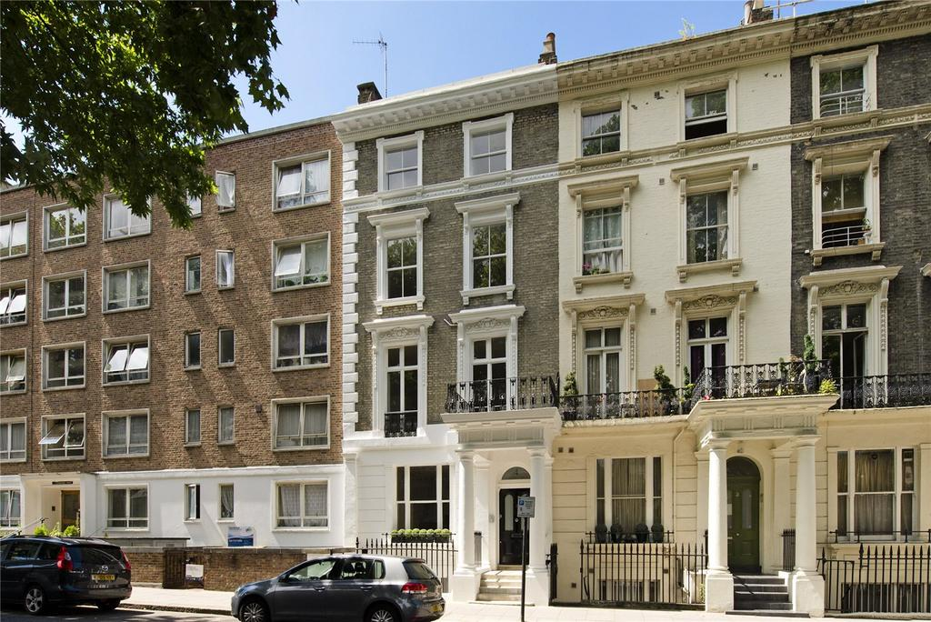 Queensborough terrace bayswater london 9 bed terraced for Queensborough terrace
