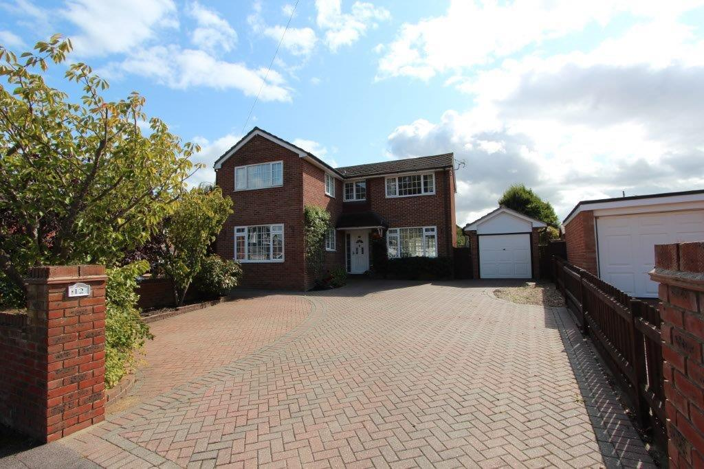 4 Bedrooms Detached House for sale in Catherine Close, West End SO30