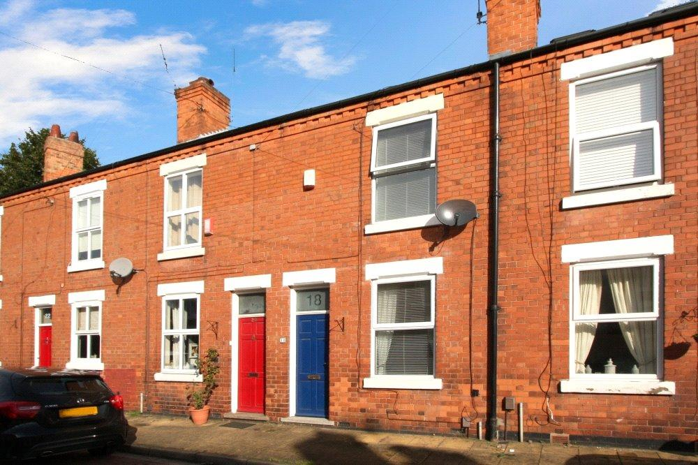 2 Bedrooms House for sale in Highfield Grove, West Bridgford, Nottingham, NG2