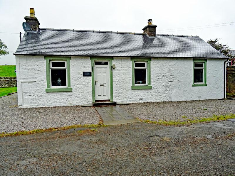 2 Bedrooms Detached Bungalow for sale in Fir Cottage, Mouswald, Dumfries DG1 4LU