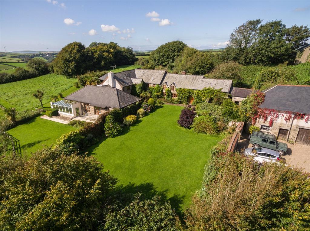 5 Bedrooms Detached House for sale in Prixford, Barnstaple, Devon, EX31