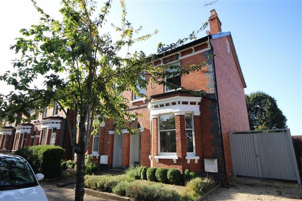 4 Bedrooms Semi Detached House for sale in Naunton Park Road, Leckhampton, Cheltenham, GL53
