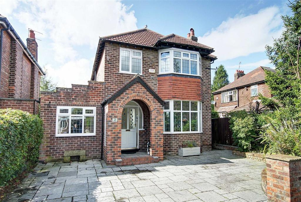 3 Bedrooms Detached House for sale in Fairfield Road, Timperley, Cheshire