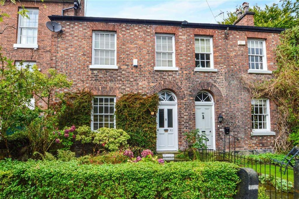 2 Bedrooms Terraced House for sale in Stamford Road, Bowdon, Cheshire, WA14