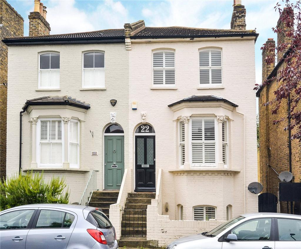 4 Bedrooms Town House for sale in Henslowe Road, East Dulwich, London, SE22