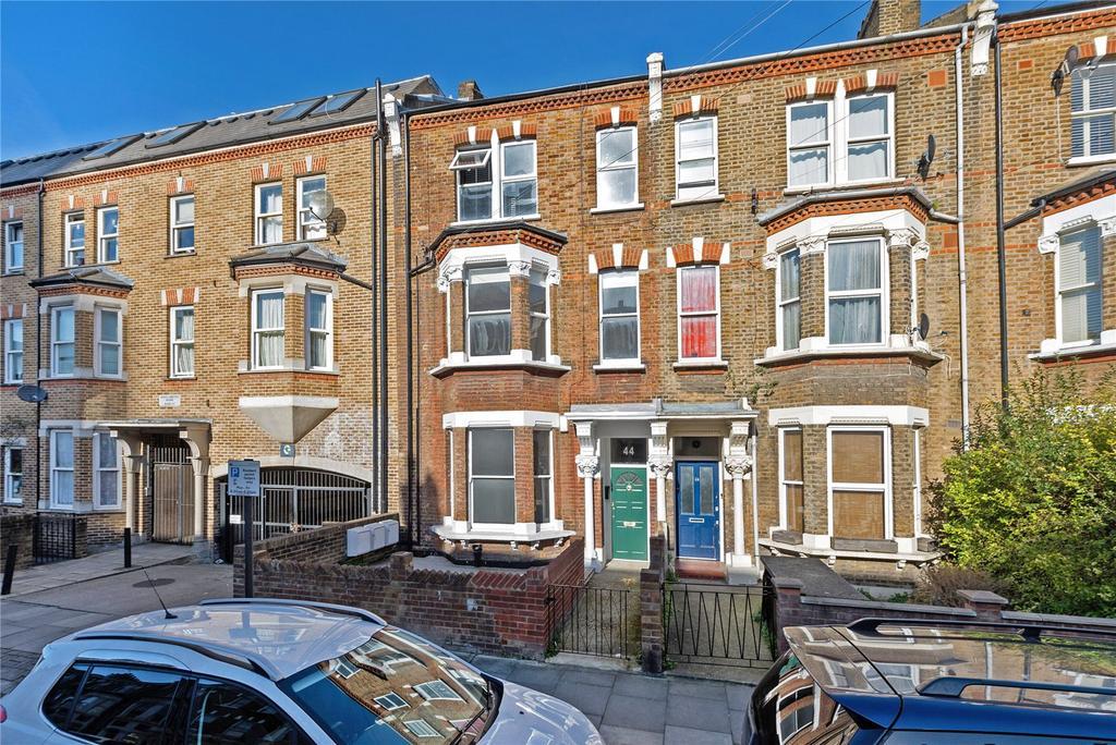 3 Bedrooms Flat for sale in Fermoy Road, London, W9