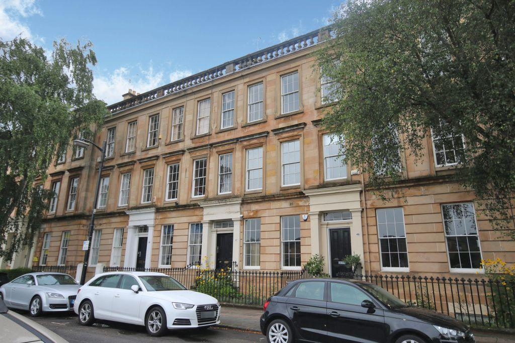 4 Bedrooms Flat for sale in 1/1, 47 St. Vincent Crescent, Finnieston, Glasgow, G3 8NG