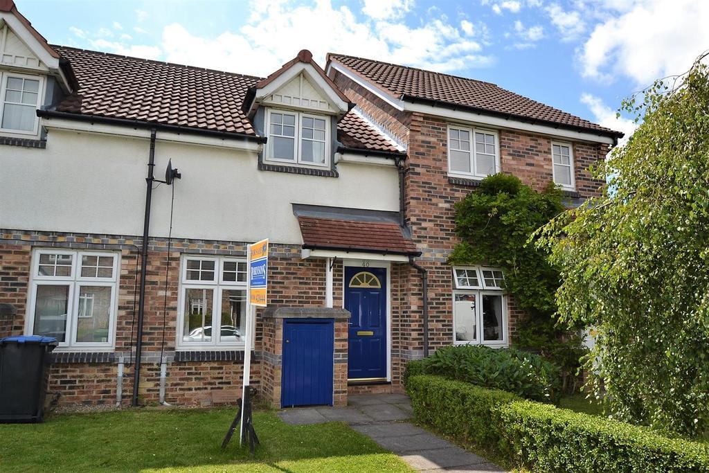2 Bedrooms Terraced House for sale in Rowan Court, Spennymoor