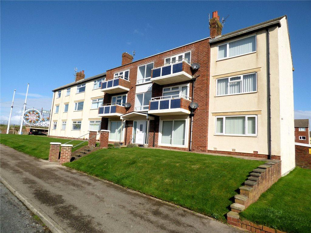 2 Bedrooms Apartment Flat for sale in Queens Court, Queen's Promenade, Bispham