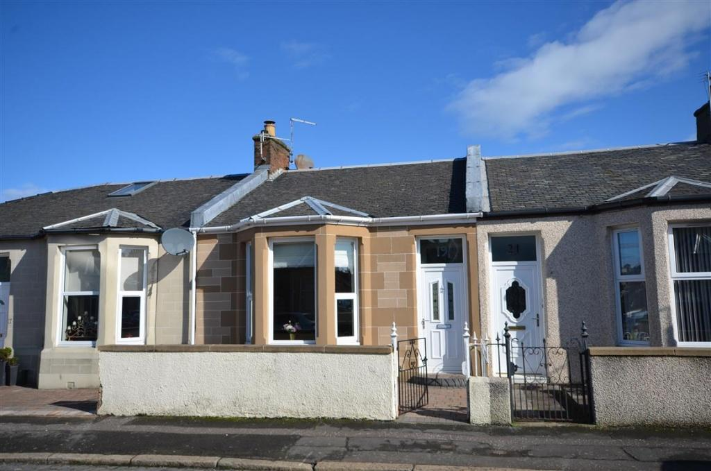 2 Bedrooms Terraced House for sale in 19 Union Avenue, Ayr, KA8 9AS